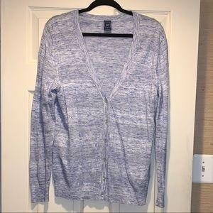 Gap Button Cardigan